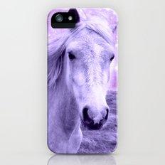 Lavender Horse Celestial Dreams iPhone (5, 5s) Slim Case