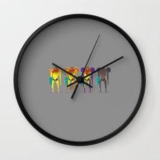 Prime Wall Clock
