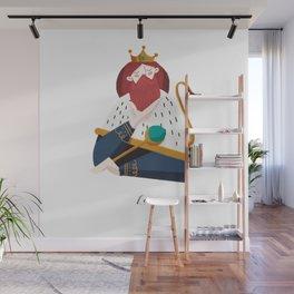 Human Horscope - Leo Wall Mural