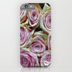 :: Rose is a Rose :: iPhone 6s Slim Case
