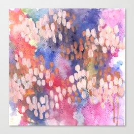 composición 1 Canvas Print