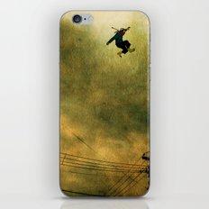 The Jumper iPhone & iPod Skin