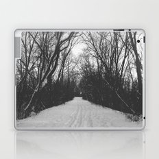 paths traveled Laptop & iPad Skin