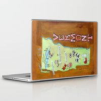 vermont Laptop & iPad Skins featuring VERMONT by Christiane Engel