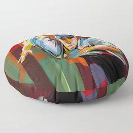 The Showdown Floor Pillow