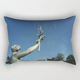 Monument aux girondins 2 Rectangular Pillow