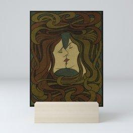 Affiche der kuss. 1898  Mini Art Print
