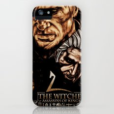 The Witcher 2 iPhone (5, 5s) Slim Case