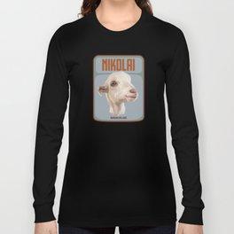Rancho Relaxo Fundraiser: In Memory of Nikolai Long Sleeve T-shirt