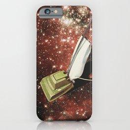 Star-dust - Vacuum cleaner iPhone Case