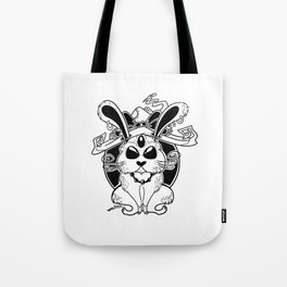 Bewitching Bunny Tote Bag