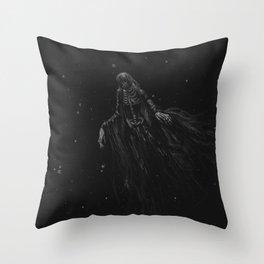 Dementor Throw Pillow