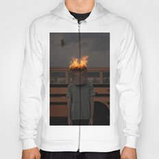 Burning thoughts  Hoody
