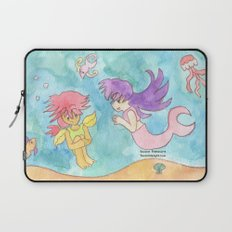 Mermaid Sighting Laptop Sleeve