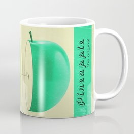 pineapple, the original Coffee Mug