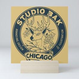 Studio-Bak Mini Art Print