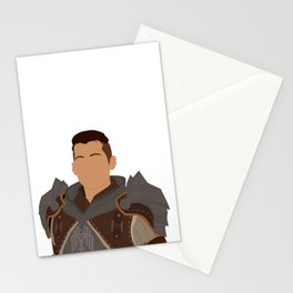 Krem/Cremisius Aclassi Stationery Cards