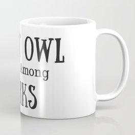 Night Owl, mug Coffee Mug