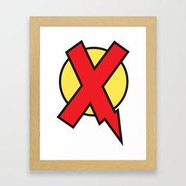 X-Statix Framed Art Print