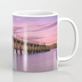 The Old Bridge at Sunset Coffee Mug