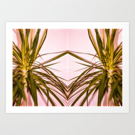 Psychotropical Art Print