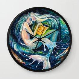 Sweet Dreams (Little Mermaid) Wall Clock