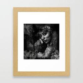 Jazmine Framed Art Print