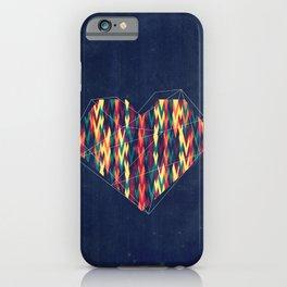 Interstellar Heart iPhone Case