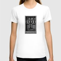 industrial T-shirts featuring D1 Industrial by HOMER LIWAG