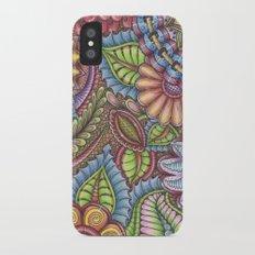 Tropical Island iPhone X Slim Case
