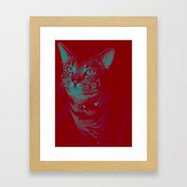 Goober Framed Art Print