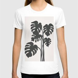 Monstera Line T-shirt