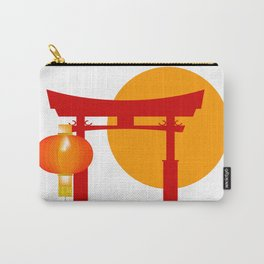 Tori Gate Icon Carry-All Pouch