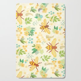 Honey Bees Cutting Board