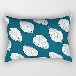 Beech Leaves Rectangular Pillow