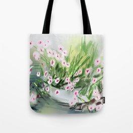 McCarthy Flowers Tote Bag
