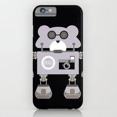 Robot Alpha 60 (Hommage à Jean-Luc Godard) iPhone 6s Slim Case