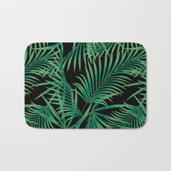 Tropical pattern. Bath Mat