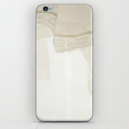 Old Lace iPhone Skin