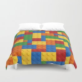 Lego bricks Duvet Cover