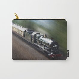 Nunney castle steam train Carry-All Pouch