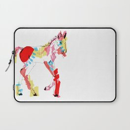 Baby horse colour Laptop Sleeve