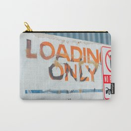 Loading Only - Seattle, WA Carry-All Pouch
