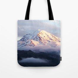 Marvelous Mount Rainier 2 Tote Bag