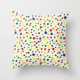 Confetti Cake Throw Pillow