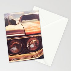 Rusty And Blue - America As Album Art Stationery Cards