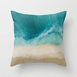 7 mile miracle horizontal Throw Pillow