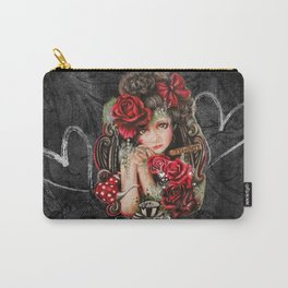 Tea Pretty Please? Carry-All Pouch