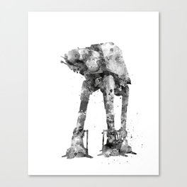 At-At Walker Canvas Print