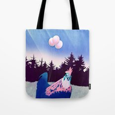What the Hegg (Pink Version) Tote Bag